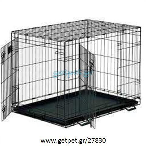 Box μεταφοράς Atlantic Obal για σκύλο